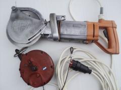 Дисковая электропила для разделки полутуш EFA б/у,