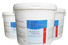 Быстрорастворимый хлор AquaDoctor C60