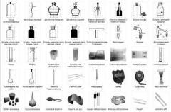 Посуда химическая и лабораторная