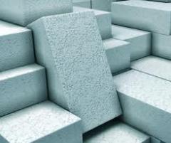 Blocks are foam-concrete, to wholesale in Ukraine