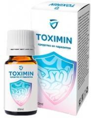 Капли для борьбы с паразитами Toximin...