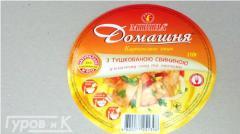 Labels for foodstuff