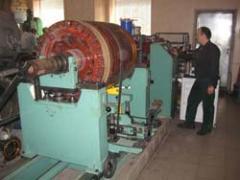 Balancing of a shaft of shaft, rotor of rotors
