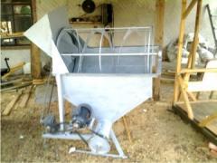 Калибратор Линия для изготовления топливных