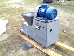 Press screw - PSh-190 the Press - a briquette