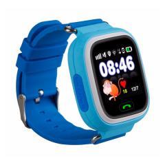 Детские часы с GPS SMART BABY WATCH 100 (Q90)