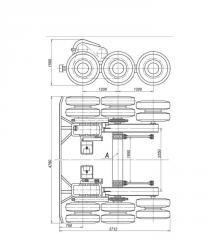 Cart drive Sh1-PKF 20