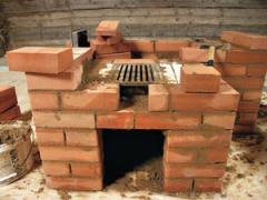 The brick is fire-resistan