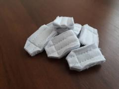 Тампоны для нанесения металлопокрытий (комплект)