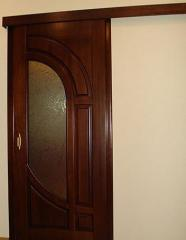 Системы для раздвижных дверей, материал сосна,