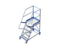 Лестница передвижная SHLM 1500 (без полки)