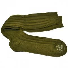 Носки шерстяные бундесвера