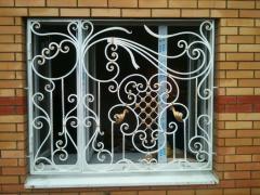 Решетки на окна Киев, оконные решетки Киев