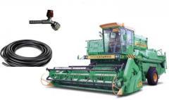 Комплект хладонпроводов шлангов кондиционера