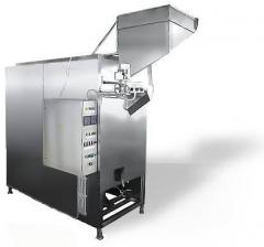 Furnaces for roasting of nuts