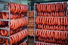 Холодильное оборудование для хранения мясной