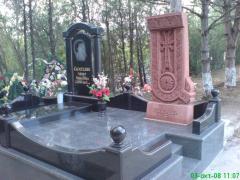 Monuments granite