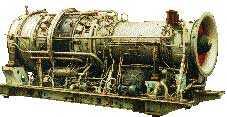 Газотурбинный двигатель UGT15000  для привода
