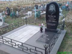 Пам'ятники гранітні під 2-ое поховання
