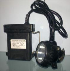 Device light miner osobovzryvobezopasny