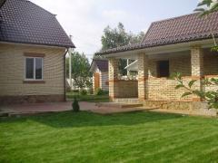 Дом с отличным ремонтом, мебелью и бытовой