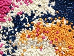 Суперконцентраты красителей для полимеров