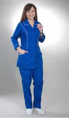 Медицинская одежда, костюмы для медработников и
