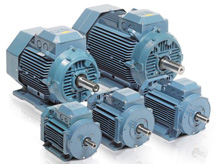 Three-phase asynchronous electric motors. DIN,