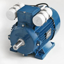 Electric motors are single-phase. MMF-CS series