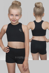 Tops and t-shirts for dances and gymnastics