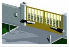 Ворота украина купить раздвижные белгород откатные ворота