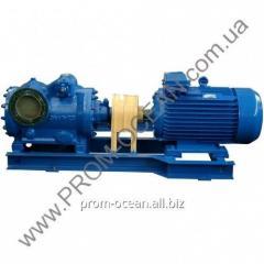 Pumps screw