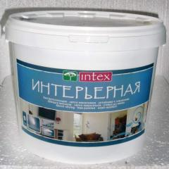 INTEX paint of Interior 14 kg.