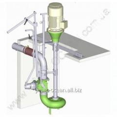 Pumps for manure