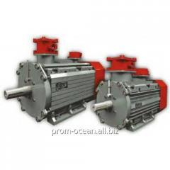 Электродвигатели асинхронные серии АЗО 250-280