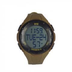 Часы M-Tac с шагомером койот