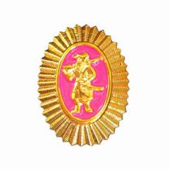 Кокарда Запорожского казначейства