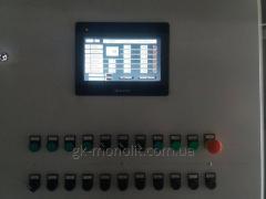 Автоматизированная система управления беносмесительной установкой