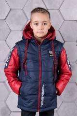 Куртка трансформер для мальчиков