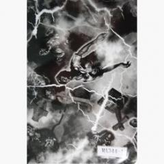Пленка для аквапечати, зомби (МА344-1)