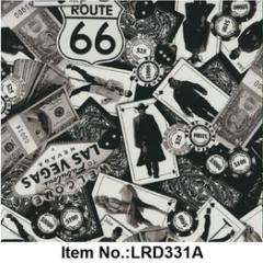 Пленка для аквапечати, карты (LRD331A)