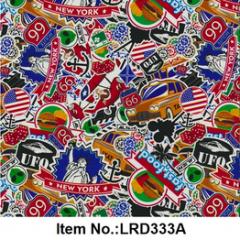 Пленка для аквапечати, америка (LRD333A)