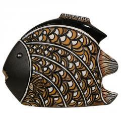 Статуэтка керамическая Рыба Дискус