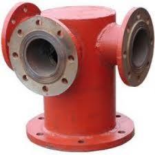 Пожарная подставка (тройная) Ду 200