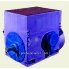 Электродвигатель высоковольтный АК