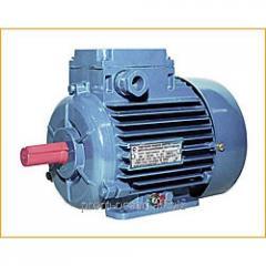 Vinç elektrik motorlar