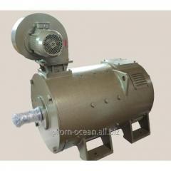 Düzenli akım elektrik motorlar