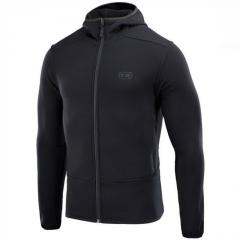 Кофта флисовая M-Tac Shadow Microfleece черная