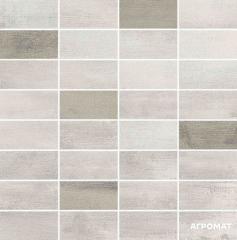 Мозаика Opoczno Floorwood WHITE-BEIGE MIX MOSAIC декор