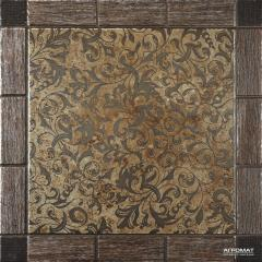 Напольная плитка Ceramica Gomez Oriol DECOR BEIGE